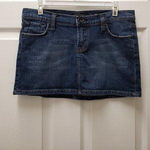 Ed Hardy Jeans Mini Skirt 28
